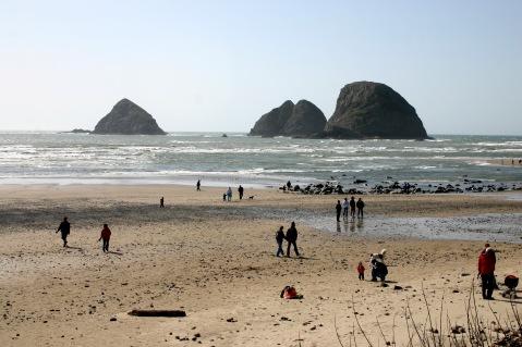 The Oregon Coast!