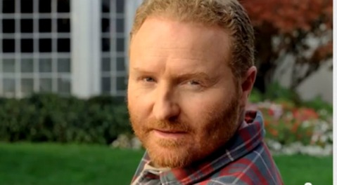My doppelganger, the Scotts lawn guy.